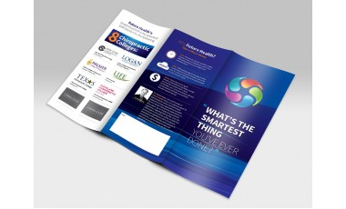 DL Brochures (A4 folded to DL)